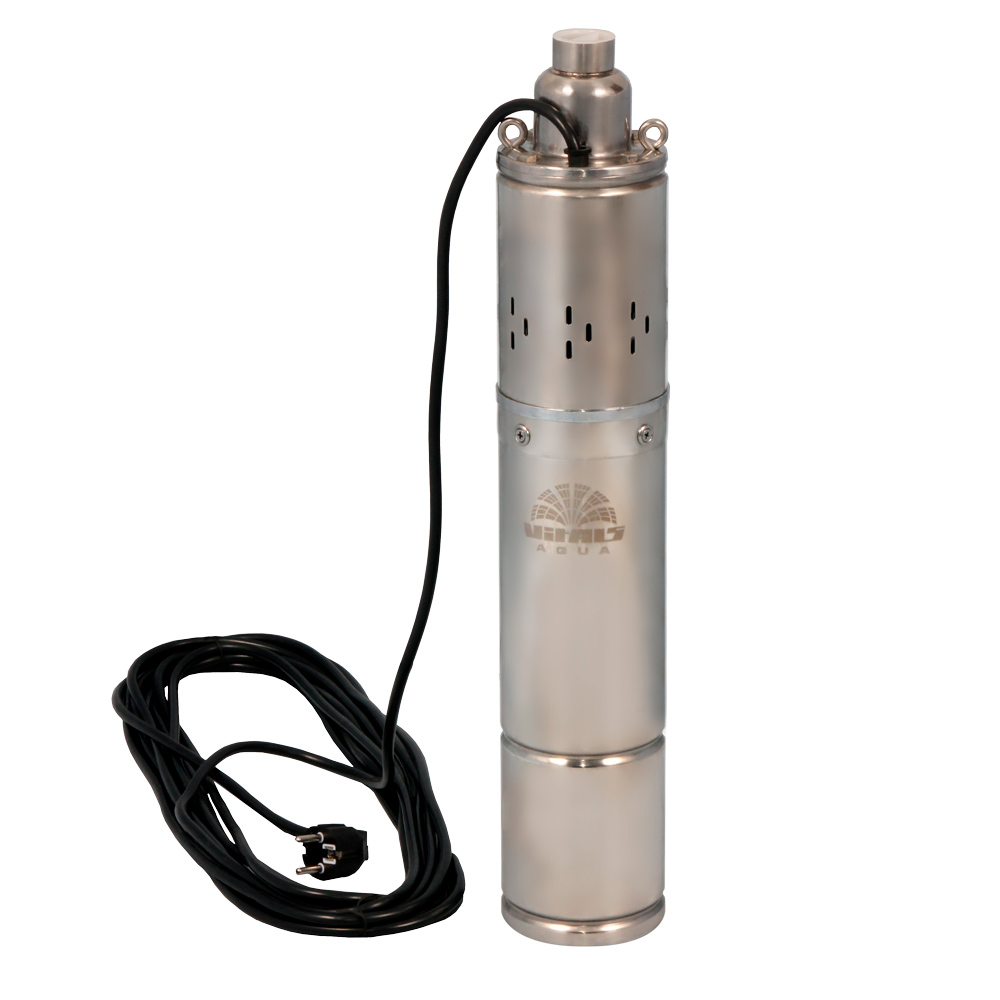 Купить Насос заглибний свердловинний шнековий Vitals aqua 4DS 1260-0.75r