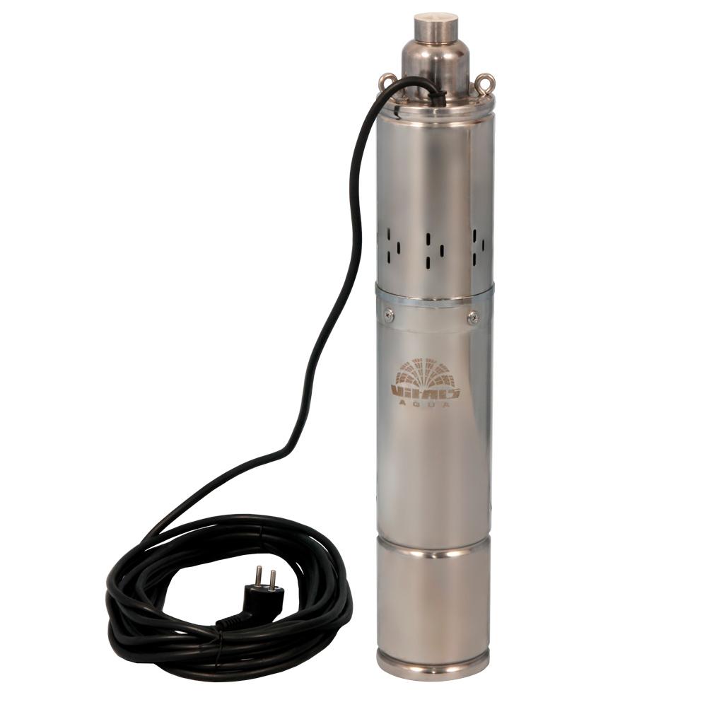 Купить  Насос заглибний свердловинний шнековий Vitals aqua 4DS 2053-0.85r