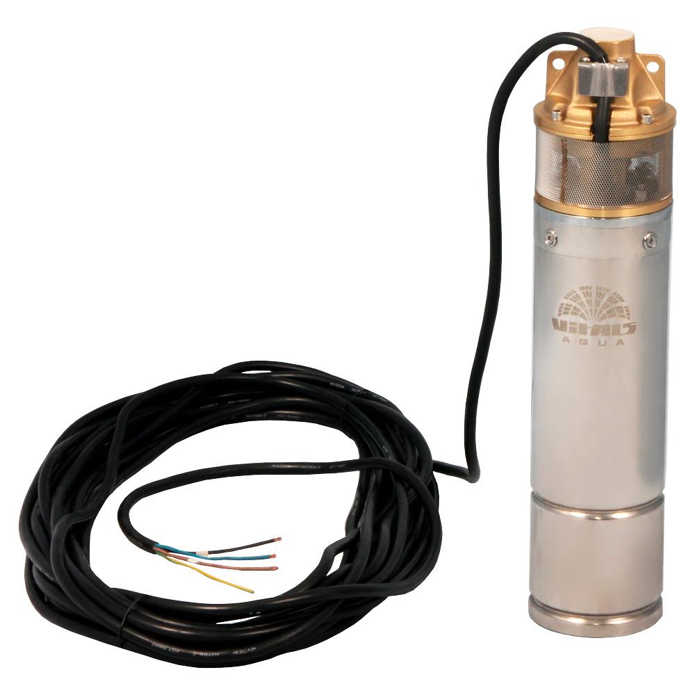 Купить Насос заглибний свердловинний вихровий Vitals aqua 4DV 2023-0.75r