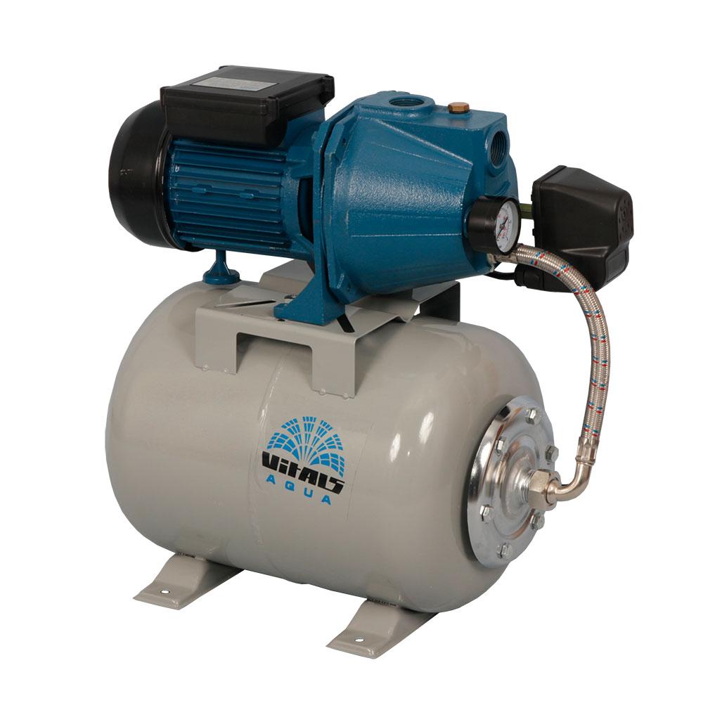 Купить Насосна станція струйна Vitals aqua AJ 1055-24e