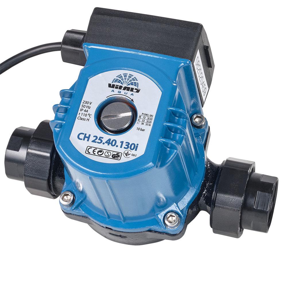 Купить Насос циркуляційний Vitals Aqua CH 25.40.130i (2020)