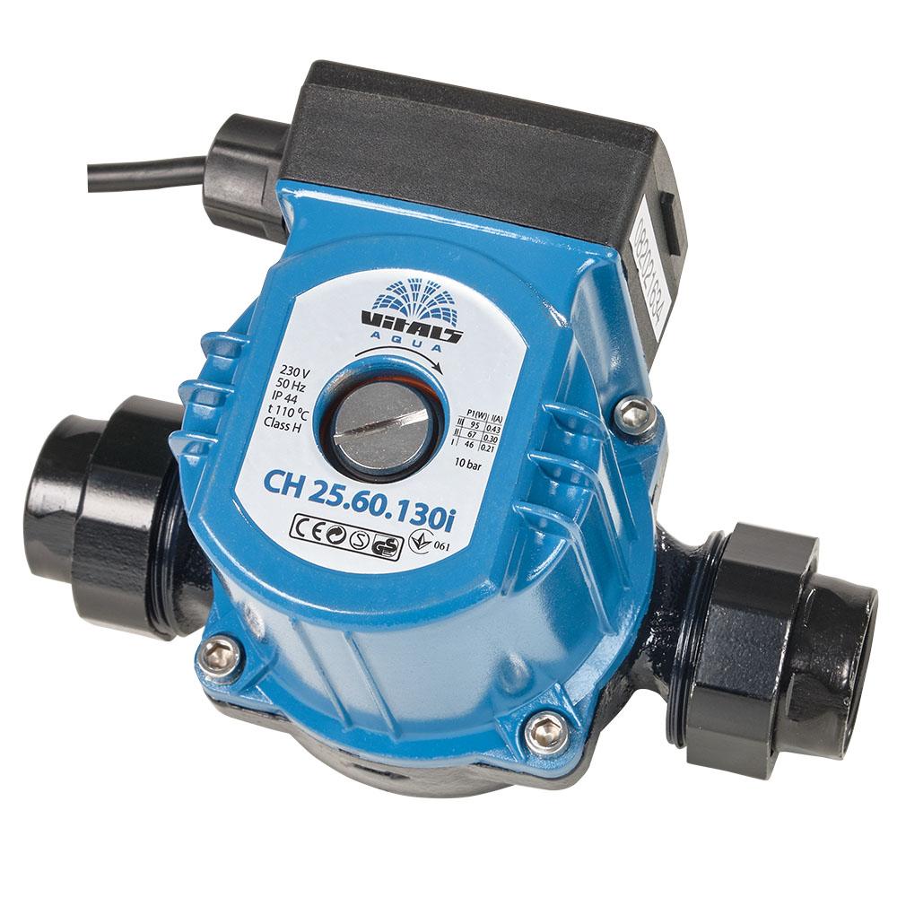 Купить Насос циркуляційний Vitals Aqua CH 25.60.130i (2020)