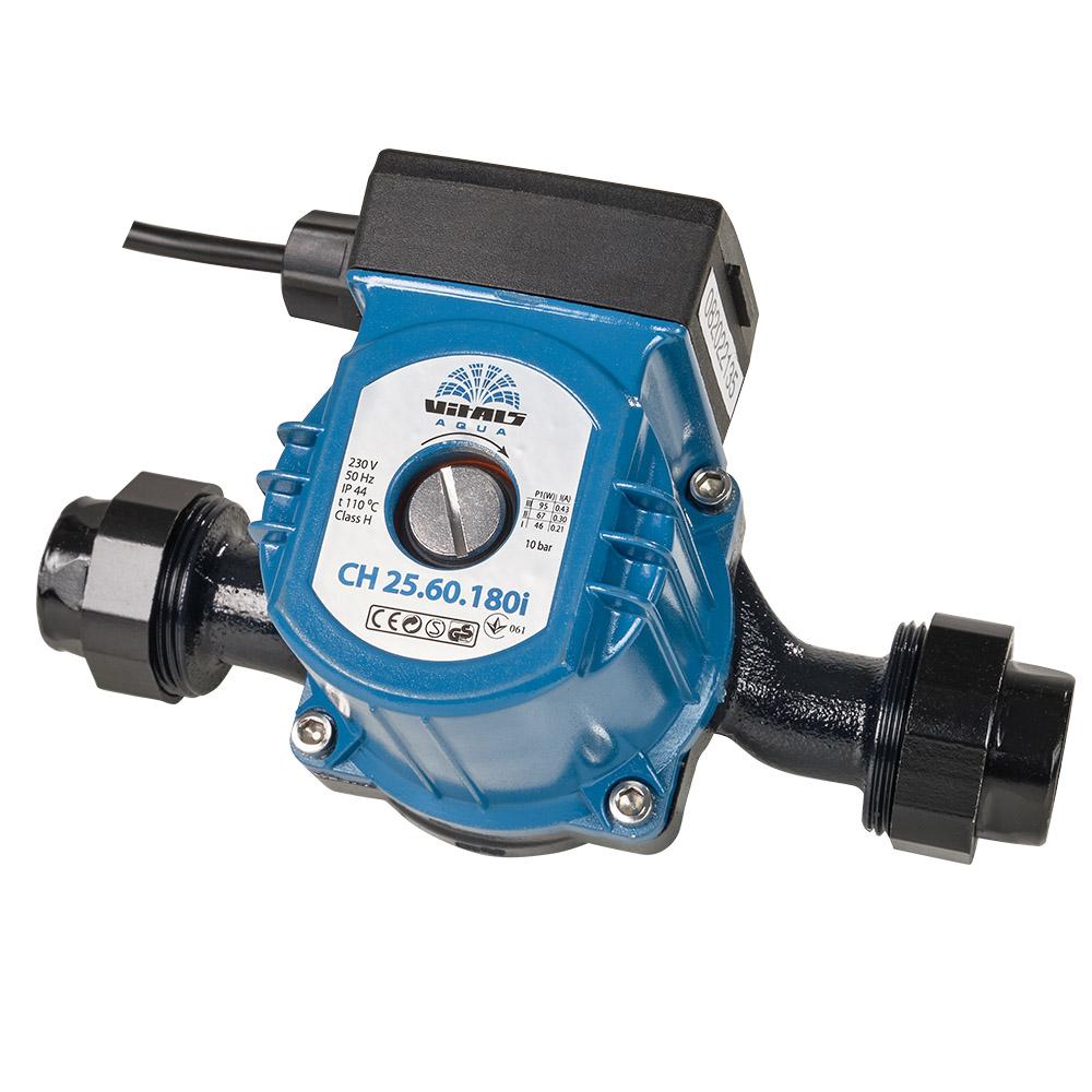 Купить Насос циркуляційний Vitals Aqua CH 25.60.180i (2020)