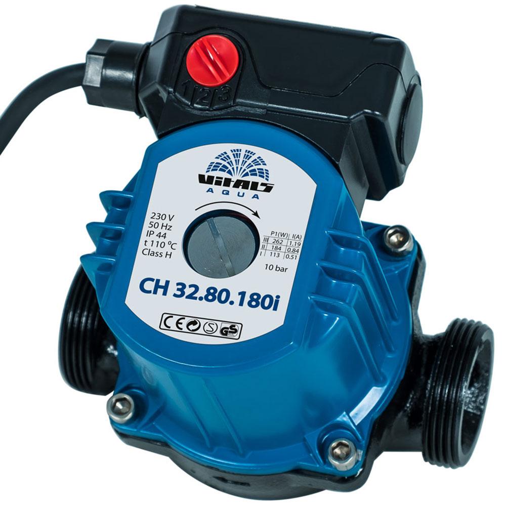 Купить Насос циркуляційний Vitals Aqua CH 32.80.180i