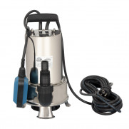 Насос заглибний дренажний для забрудненої води Vitals aqua DPS 713s