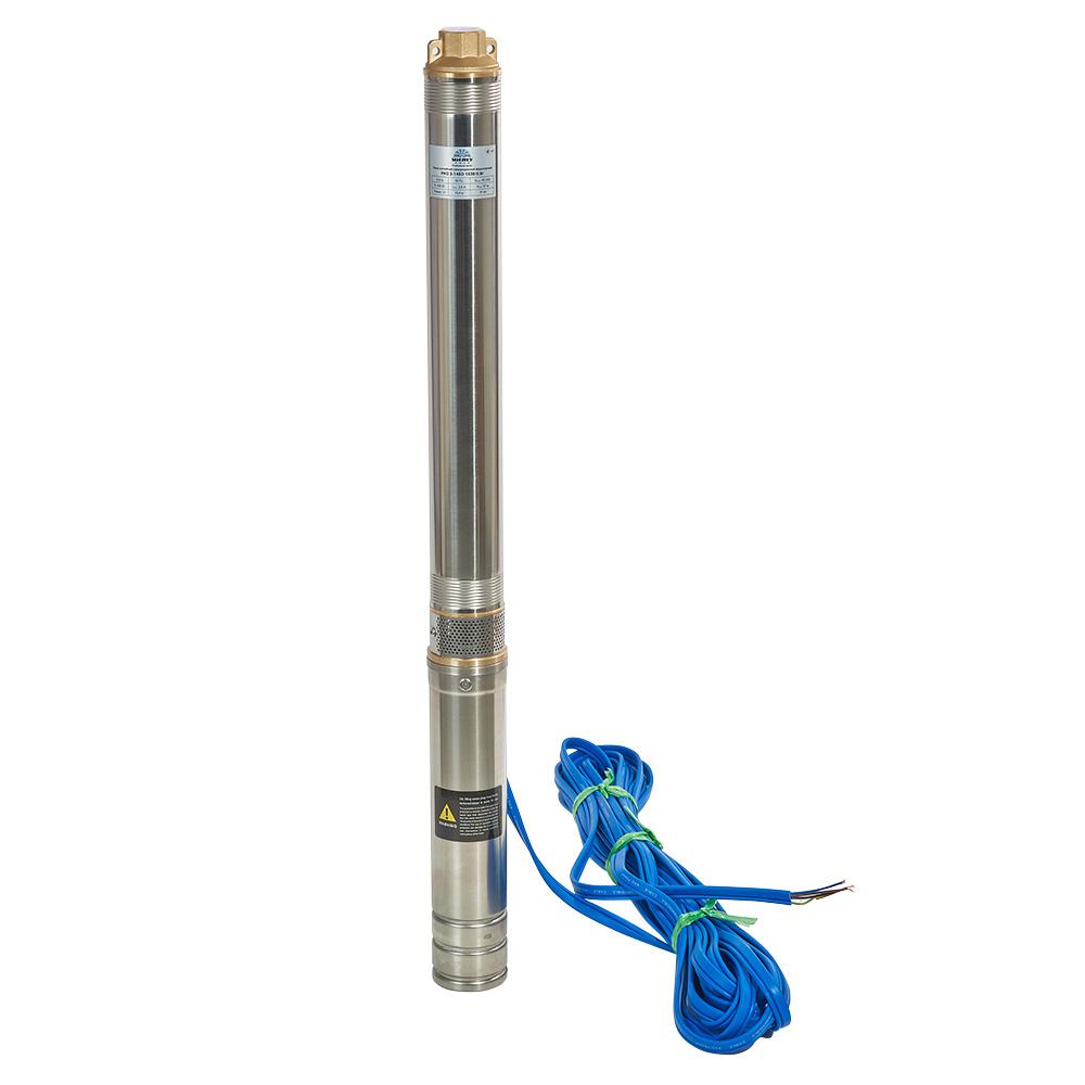 Купить Насос занурювальний свердловинний відцентровий стійкий до піску Vitals Aqua PRO 3-14SD 1838-0.6r