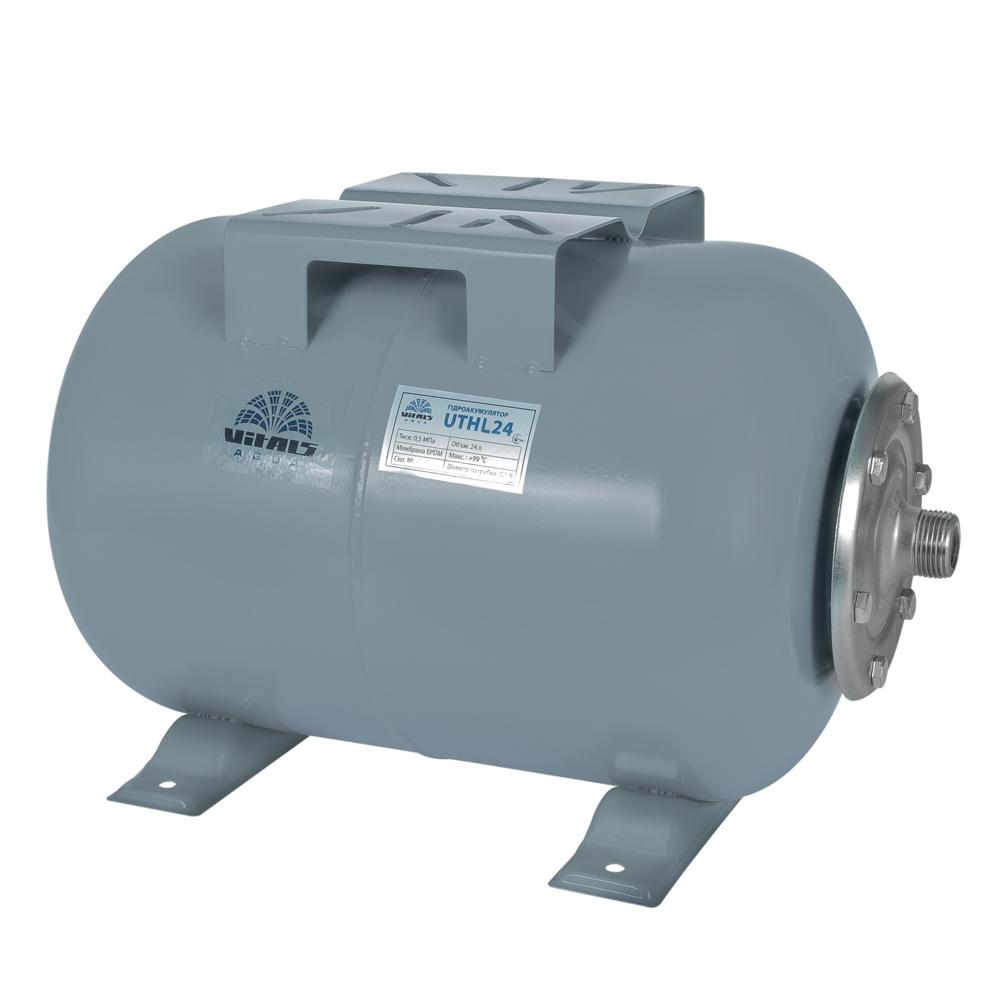 Купить Гідроакумулятор 24л Vitals aqua UTHL 24