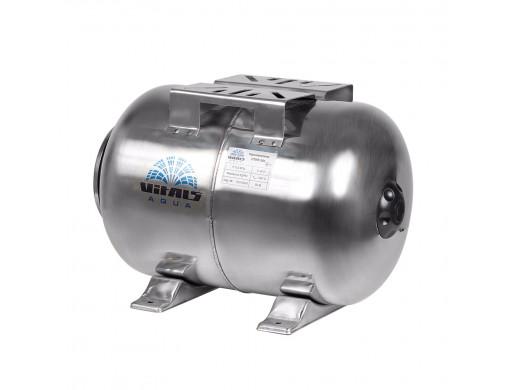 Гідроакумулятор нерж сталь 24л Vitals aqua UTHS 24