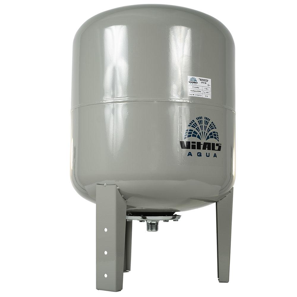 Купить Гідроакумулятор 80л Vitals aqua UTV 80