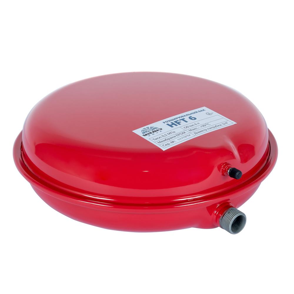 Бак расширительный плоский 6л Vitals aqua HFT 6
