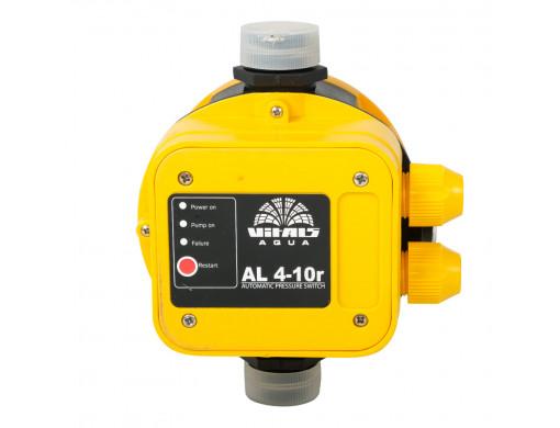 Контролер тиску автоматичний Vitals aqua AL 4-10r