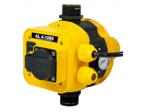 Контролер тиску автоматичний Vitals aqua AL 4-10rs
